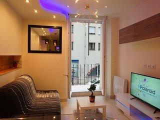 Appartement avec balcon à louer centre-ville - Montluçon vacation rentals