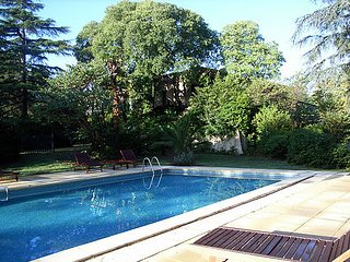 Matines, holiday cottage France, pool, sleeps 2-3 - Tourbes vacation rentals