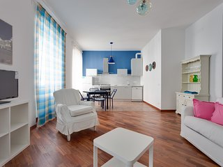 In the heart of town, Brand new for 4+2, 110 sq.m. - Trieste vacation rentals