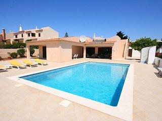 Casa Sol, modernised 3 bedroom villa, 2 bathrooms, Private Pool and WiFi, - Lagos vacation rentals
