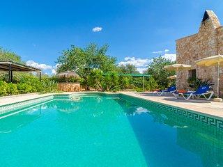 BENNOC - Villa for 8 people in Llucmajor - Llucmajor vacation rentals