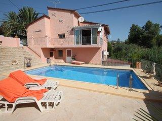 Claudia - maison de vacances avec piscine privée Benissa - Benissa vacation rentals
