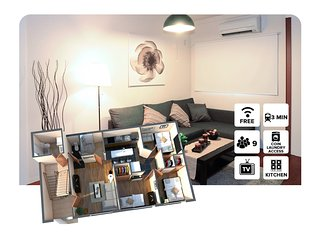 #100 Family Apartment Near Namba - Osaka vacation rentals
