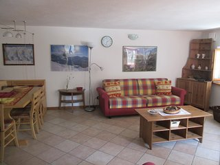 1 bedroom Apartment with Television in Gaby - Gaby vacation rentals