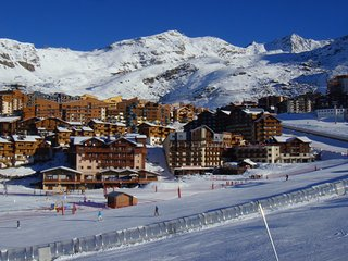 2 bedroom Condo with Internet Access in Val Thorens - Val Thorens vacation rentals