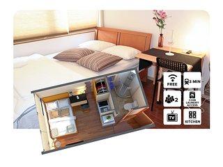 #2C Private Apartment Near Namba - Osaka vacation rentals
