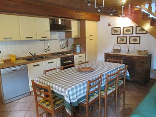2 bedroom Apartment with Washing Machine in Gaby - Gaby vacation rentals