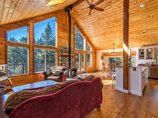 Beautiful, Ideal Truckee Tahoe Mountain Getaway - Truckee vacation rentals