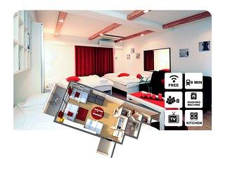 ASI#1216 Central Location! NAMBA - Osaka vacation rentals