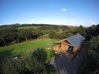 Kingfisher Cabin, Butterwell Farm - Bodmin vacation rentals