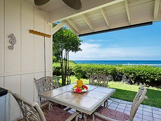 KKSR#3 DIRECT OCEANFRONT TOWNHOME!  Walk to the Beach! Superb Location! - Keauhou vacation rentals