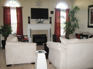 Perfect 2 bedroom Atlanta Bed and Breakfast with Television - Atlanta vacation rentals