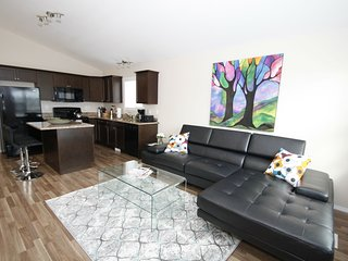 Hampton 3Bd 2Br near Airport - Saskatoon vacation rentals