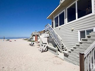 Big Comfortable Home on the Sand in Hollywood Beach! - Oxnard vacation rentals