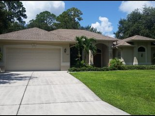 Gorgeous four bedroom, three bathroom, with optional electrically heated pool and spa. - Port Charlotte vacation rentals