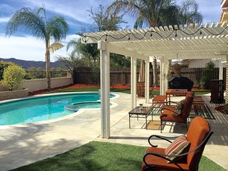 Gorgeous Vacation Home In The Heart Of Wine Country - Pool/Spa, Game Rm, firepit - Temecula vacation rentals