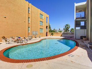 Cute, dog-friendly condo near the beach with shared pool! - South Padre Island vacation rentals