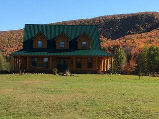 Margaree Valley Log House - Margaree Valley vacation rentals
