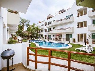 Pool Side Condo with Private Patio- Luna Enamorada - Playa del Carmen vacation rentals