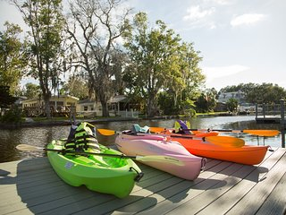 PIRATE COVE KAYAKS & ADULT BIKES INCLUDED - Weeki Wachee vacation rentals
