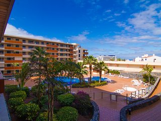 Exclusive 2-bedroom apt. just 100m from the Ocean - Los Gigantes vacation rentals