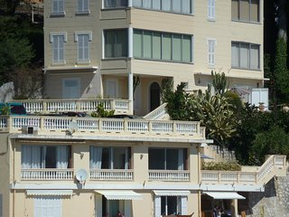 The King Apartment on the beach - Eze vacation rentals