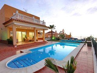 Villa with breathtaking views Costa Adeje - Costa Adeje vacation rentals