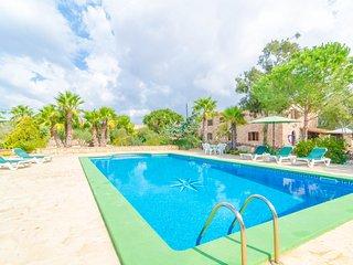 COVA DES MOLÍ - Villa for 7 people in Es Llombards - Es Llombards vacation rentals