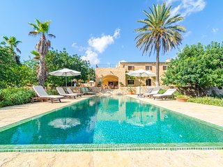 CAN MASSOT - Villa for 8 people in Son Prohens - Son Macia vacation rentals