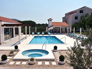 VILLA DIVA with Pool - A3 Apartment - Rogoznica vacation rentals