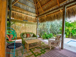 New Listing! - Mid Town Getaway with pool & jacuzzi - Key West vacation rentals
