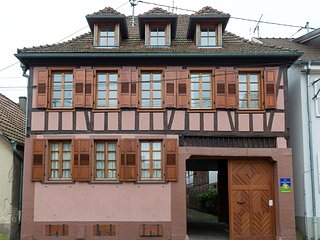 Au gré des Châteaux, chambre Ortenbourg - Goxwiller vacation rentals