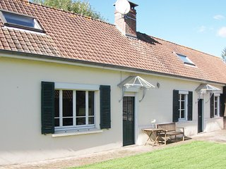 Attractive peaceful and spacious farmhouse - Auxi-le-Chateau vacation rentals