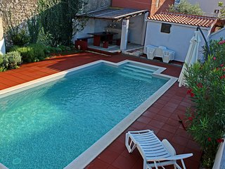 Apartment Angelo with heated pool - Privlaka vacation rentals