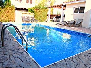 Coral Bay 4 Bed Villa Prime Location Private Pool - Paphos vacation rentals