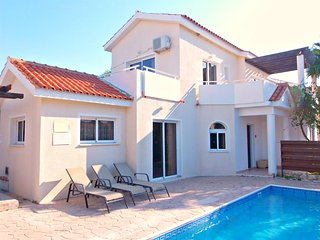 Coral Bay Tourist Location - 4 Bed Villa - Pool - Peyia vacation rentals