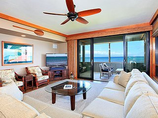 Unit 30 Ocean Front Prime Luxury 3 Bedroom Condo - Lahaina vacation rentals