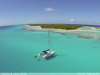 All inclusive Eco Sailing Charters - Ecocrociere - Fakarava vacation rentals