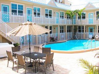 Clearwater Beach Suites 103- Poolside condo Close enough you can smell the - Clearwater Beach vacation rentals