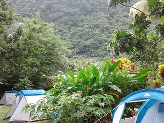 "Big banana campground "" BOUYON "" - Soufriere vacation rentals"