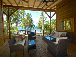 Lovely House with Deck and Internet Access - Isla Bastimentos vacation rentals