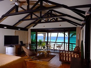 Asiana - Veranda room facing the beach - Boracay vacation rentals