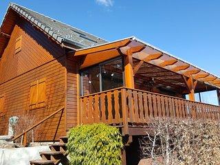 Chalet de la bâtisse massif du Sancy Auvergne - Saint-Sauves-d'Auvergne vacation rentals
