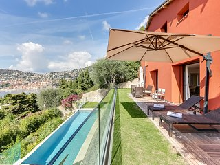 New Villa, Exceptional View and Location - Beaulieu-sur-mer vacation rentals
