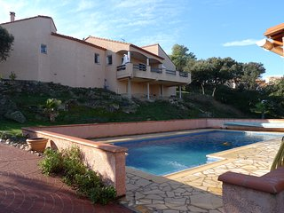 A must-stay,  beautiful villa with Panoramic views - Les Hauts de Ceret vacation rentals