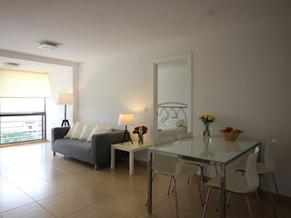 Santa Cruz 1-bed ocean-view apt., 4G WiFi - Santa Cruz de Tenerife vacation rentals