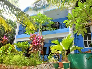 Case Europa - Fully Serviced Beach Villa with Chef - Calangute vacation rentals