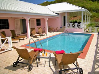 COCO a very Spacious Luxury  Pool Villa - Jolly Harbour vacation rentals