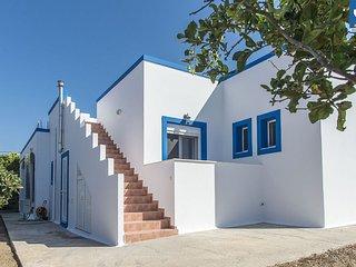 Seafront Villa Carlos with luxury garden - Mastichari vacation rentals