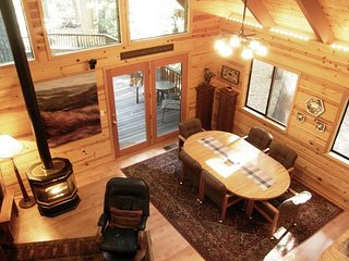 LUXURIOUS MOUNTAIN RETREAT  A vacation experience you will not forget!  TEEL - Dorrington vacation rentals